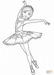 Small Picture Flicie Milliner from Ballerina Movie coloring page Free