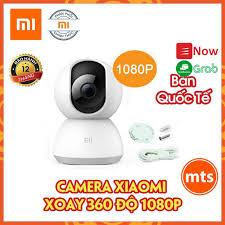 Camera ip xoay 360 độ Xiaomi Mijia 1080p 2021 Quốc tế Chính Hãng DWG BH 12  tháng Lưu trữ đám mây miễn phí- Minh Tín Shop - Hệ Thống Camera Giám Sát