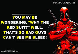 Deadpool Quotes Simple Deadpool Quotes 48 At Aiyoume