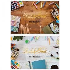 <b>Спейс</b> Альбом для <b>рисования</b> Стиль Sketchbook 40 листов ...