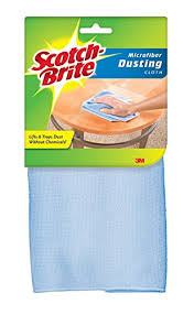 Scotch Brite Dusting Microfiber Cloth Colors May Vary