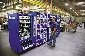 Fastenal Vending Machine Enchanting Making The Invisible Visible Cutting Tool Engineering