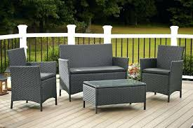 bay wicker patio furniture large size of piece brown resin set chairs plastic hampton stacking outdoor