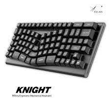 Xbow X Nơ Hiệp Sĩ Bàn Phím Cơ Pcb Công Thái Quang Đèn LED Rgb Loại C Trao  Đổi Nóng Chuyển Ổ Cắm Keyboards