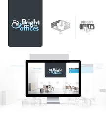 Logo Design Bradenton The Jampe Branding Logo Creation For Bright Offices Brand