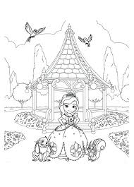 sophia the first coloring pages the first once upon a princess coloring pages a free sofia