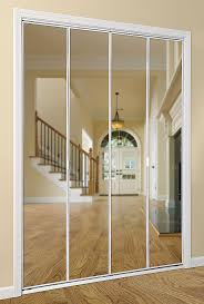 mirrored bifold closet doors. Series 403 Bifold Mirror Door Mirrored Closet Doors O