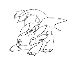 Small Picture Baby Dragon Coloring Pages GetColoringPagescom