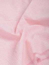 pink white. Pink-White Striped Khadi-Cotton Fabric Pink White Jaypore.com