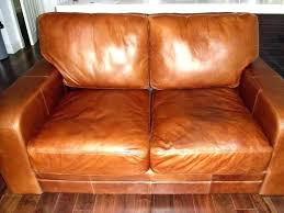 elegant refinish leather couch how to re leather couch how to repair worn leather sofa repairing