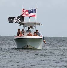 Boat Rocket Launcher Design South Wind Designs Boating Flag Pole For Rod Holders And Or