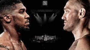 Boxers Predict Anthony Joshua vs. Tyson ...