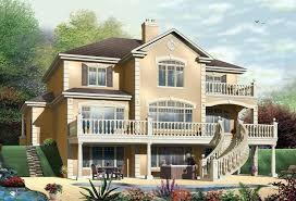 traditional florida coastal house plan 65472 with 4 beds 4 baths 2