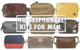 best travel kit for men toiletry bag dropp kit bathroom bag