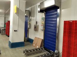 fast action pvc doors fridge 1