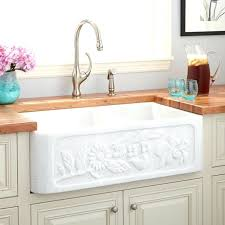 36 farmhouse sink white ivy polished marble offset double bowl in farm plans inch whitehaven 36 farmhouse sink