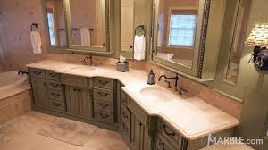cost of marble vanity top