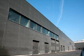 sheet metal cladding metal corrugated sheet rioglass by sotec ingenierie