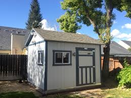 home office shed. A Front View Of The Lewis\u0027 Home Office Shed