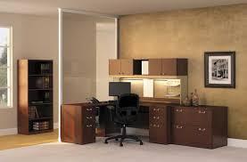 amazing furniture modern beige wooden office. Modular Solid Oak Home Office Furniture. Stunning Decoration Using Light Beige Amazing Furniture Modern Wooden S