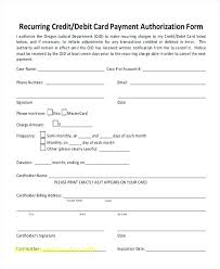 Credit Card On File Form Templates Signature On File Form Template Prinsesa Co