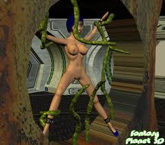 Anime porn tentacles sci fi