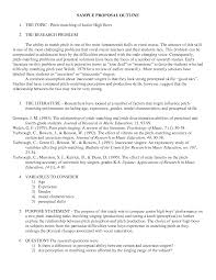 proposal example essay proposal example