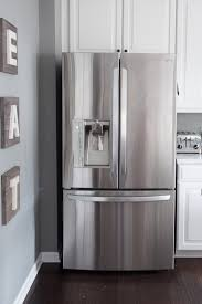 french door refrigerator in kitchen. How To Organize A French Door Refrigerator. Make The Most Out Of All Food Refrigerator In Kitchen