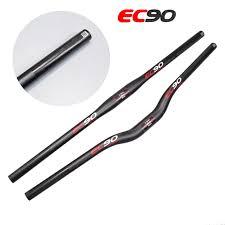 2017 <b>EC90 Carbon</b> MTB/Mountain <b>Bicycle</b> Bend Riser <b>Handlebar</b> ...