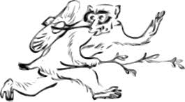 フリー素材鳥獣戯画 ゆうきのページ