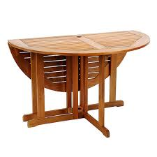 achla round folding dining table 364 wooden folding table