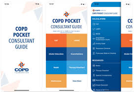 Copd Inhalers Chart New Copd Pocket Consultant Guide App Functional Pathways