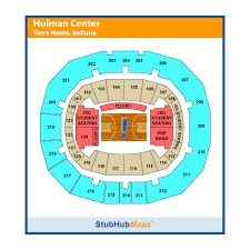 Hulman Civic Center Seating Chart Hulman Center Events And Concerts In Terre Haute Hulman