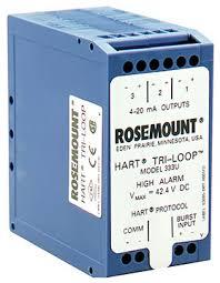 rosemount hart tri loop signal converter instrumart rosemount 333 hart tri loop signal converter