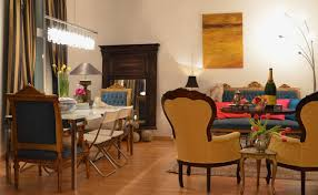 This apartment includes a mix of modern and antique pieces to create a  collected look - YouTube