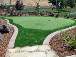 office landscaping ideas. Green Lawn Jeddito, Arizona Office Putting Green, Backyard Landscaping Ideas Office Landscaping Ideas