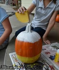 candy corn pumpkin carving. Unique Pumpkin Candy Corn Pumpkin Easy Way To Decorate A Pumpkin Without Carving It  PumpkinIdeas And Pumpkin Carving N