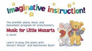 Lenora Clare - Music for Little Mozarts Class 2 Introduction