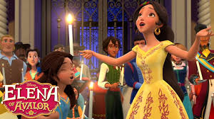 Let Love Light The Way Elena of Avalor