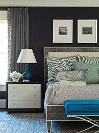 navy blue gray bedroom. peacock blue ottoman navy gray bedroom e