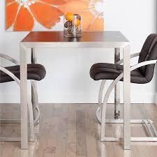table modern espresso pub table set awesome matrix 36 inch height skyler square espresso wood