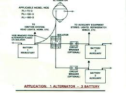 battery isolators e marine systems 3 boat batteries in parallel at Three Battery Boat Diagram