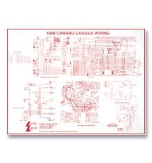 wiring diagram laminated classic chevy truck parts 1970 Chevelle Horn Wiring Diagram (1968) wiring diagram laminated