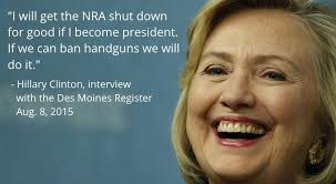 Hillary Clinton Quotes Delectable FACT CHECK Hillary Clinton 'I Will Get The NRA Shut Down For Good'