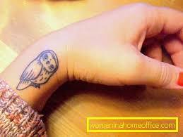 Tetování Na Zápěstí Pro Dívky Vlastnosti Výběru A Péče O ženský