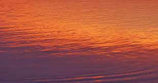 calm water texture. Orange Color Sunset Reflects In Calm Lake Water With Golden Ripples Texture Stock Video Footage - VideoBlocks