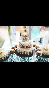 Two Tiered Nothing Bundt Cakes As Our Wedding Cake Yelp
