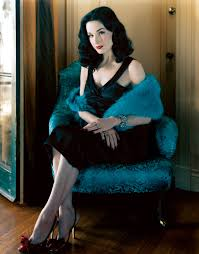 Dita Von Teese on Burlesque Feminism Nude Selfies and How She.