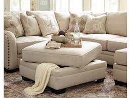 Living Rooms With Ottomans Custom Millennium Living Room Ottoman With Storage 48 Z R