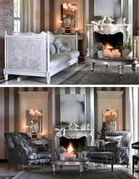Velvet Living Room Furniture Coleccion Alexandra Showroom Luxury Furniture